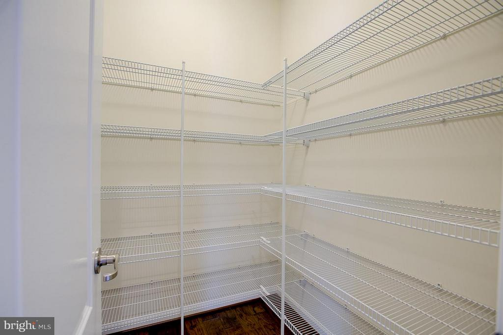 Large Walk-In Pantry - 174 VERBENA DR, STAFFORD