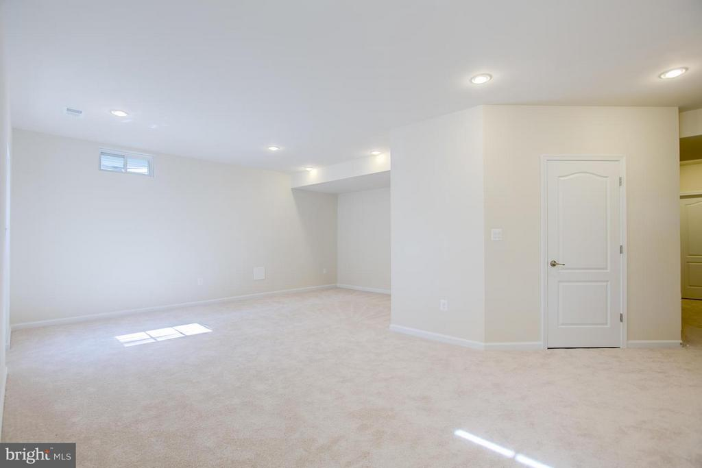 Fully Finished Walk-Out Rec Room W/Full Bath - 174 VERBENA DR, STAFFORD