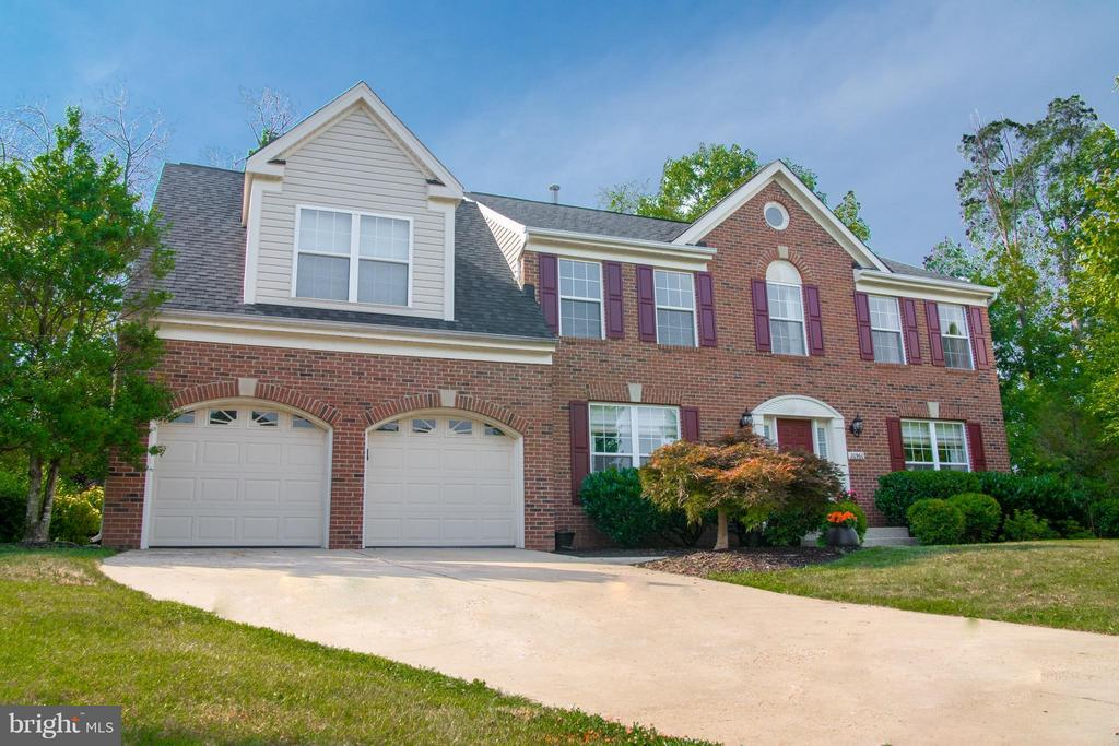 Exterior (Front) - 20960 FOWLERS MILL CIR, ASHBURN