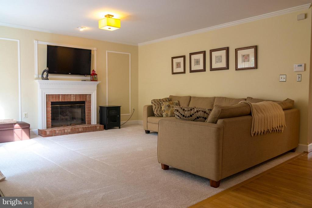 Family Room - 20960 FOWLERS MILL CIR, ASHBURN