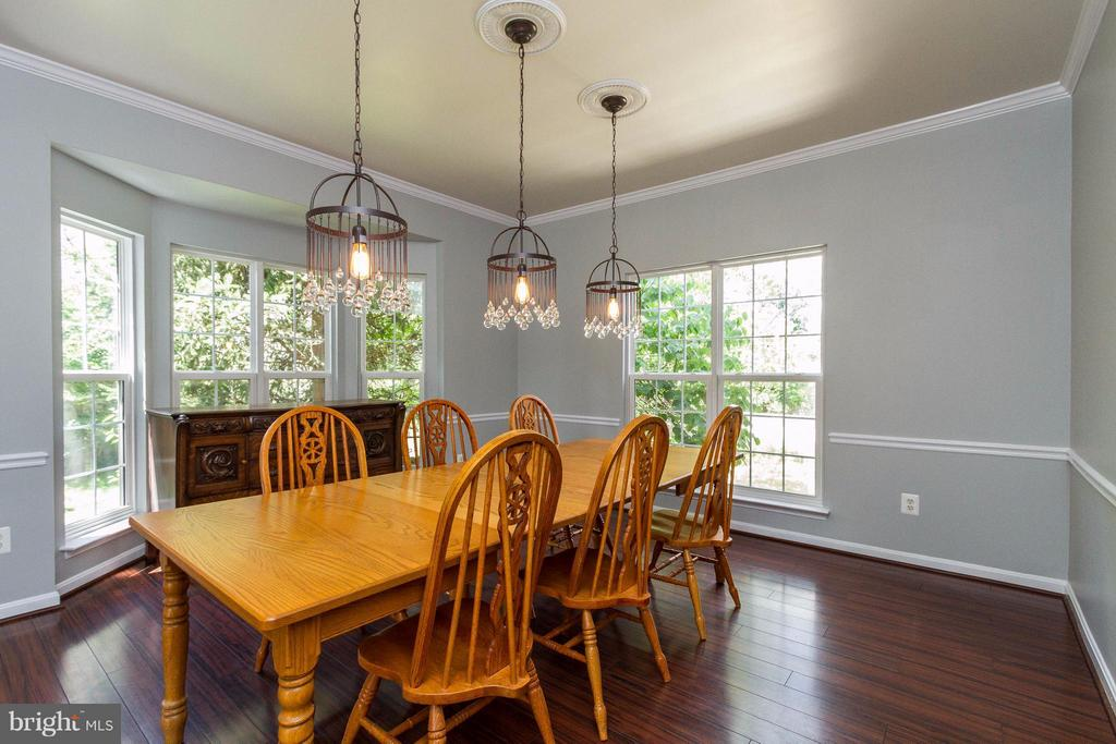 Dining Room with space for 20 seats! - 320 ALABAMA DR, HERNDON