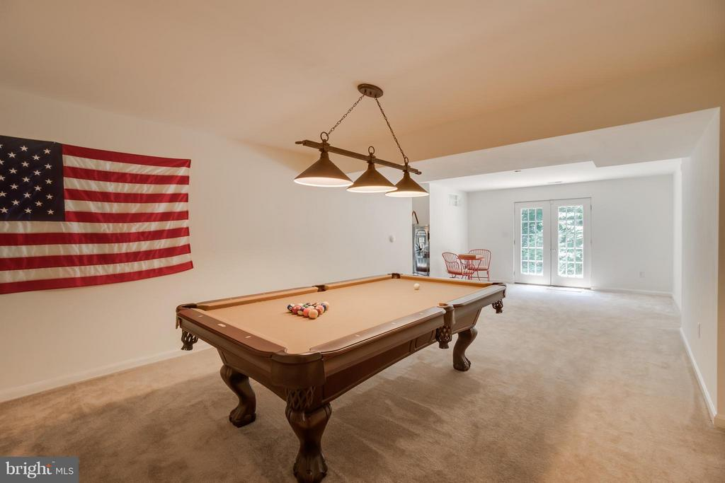 Walk-Out/Natural Light/Pool Table and Safe Convey - 214 KIMBERWICK LN, STAFFORD