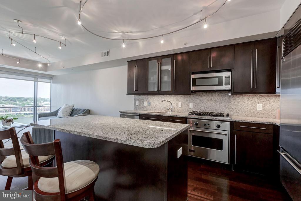 Gourmet kitchen - 1111 19TH ST N #2001, ARLINGTON