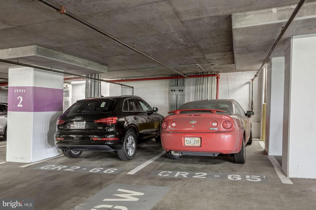 Parking conveys (#65) - 1111 19TH ST N #2001, ARLINGTON