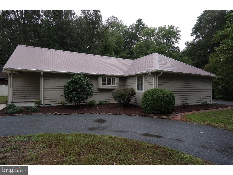 Частный односемейный дом для того Продажа на 6512 EARLE Lane Seaford, Делавэр 19973 Соединенные Штаты