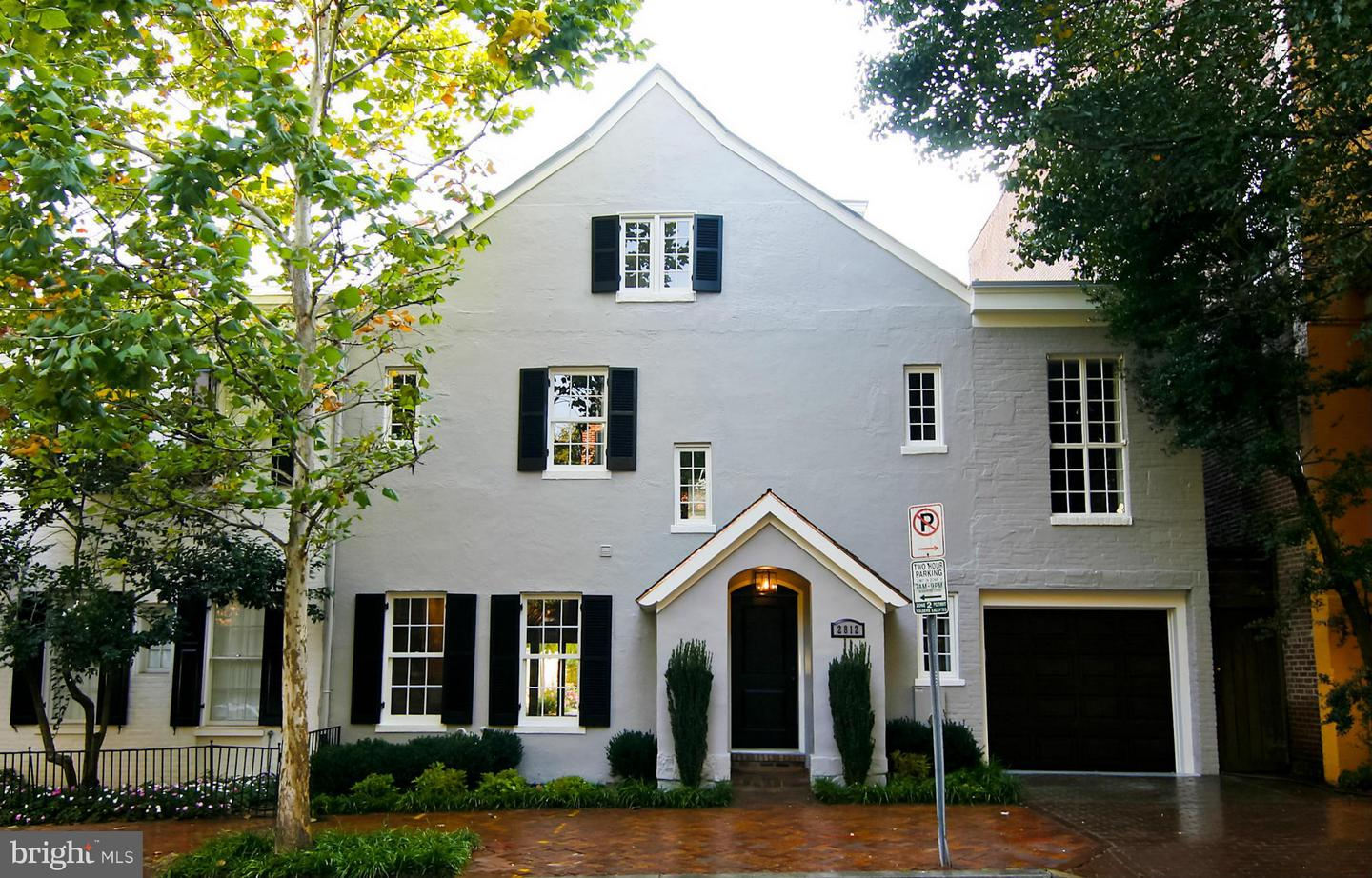 Other Residential for Rent at 2812 P St NW Washington, District Of Columbia 20007 United States