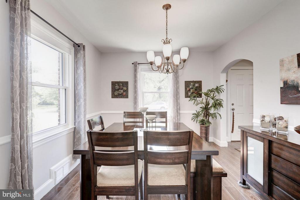 Dining Room - 6208 SLIGO MILL RD NE, WASHINGTON