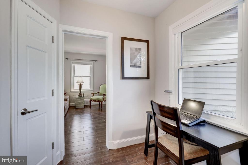 Home Office Area - 6208 SLIGO MILL RD NE, WASHINGTON