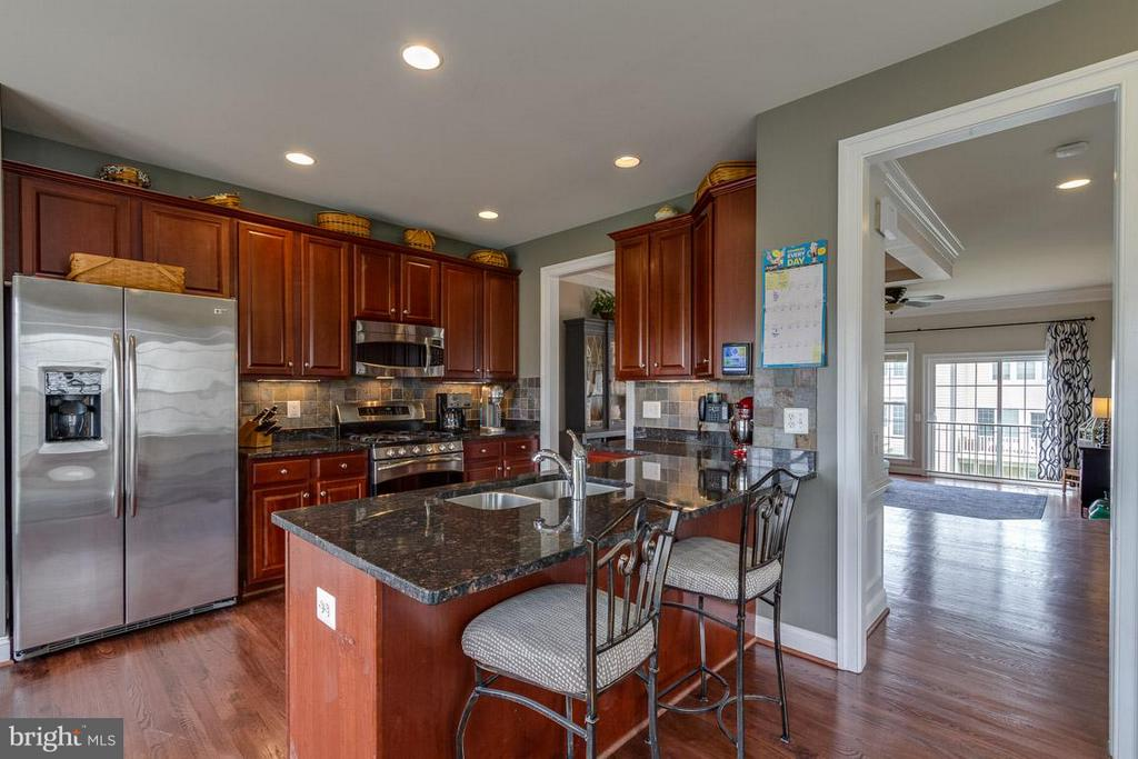 Kitchen - 510 RED RASPBERRY TER, LEESBURG