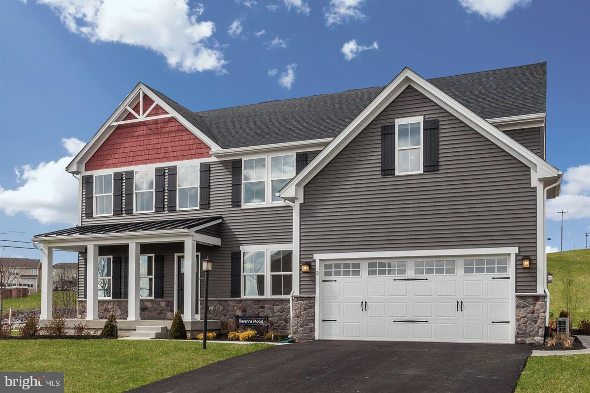 Single Family for Sale at Reynold's Overlook #ravenna Seven Valleys, Pennsylvania 17360 United States