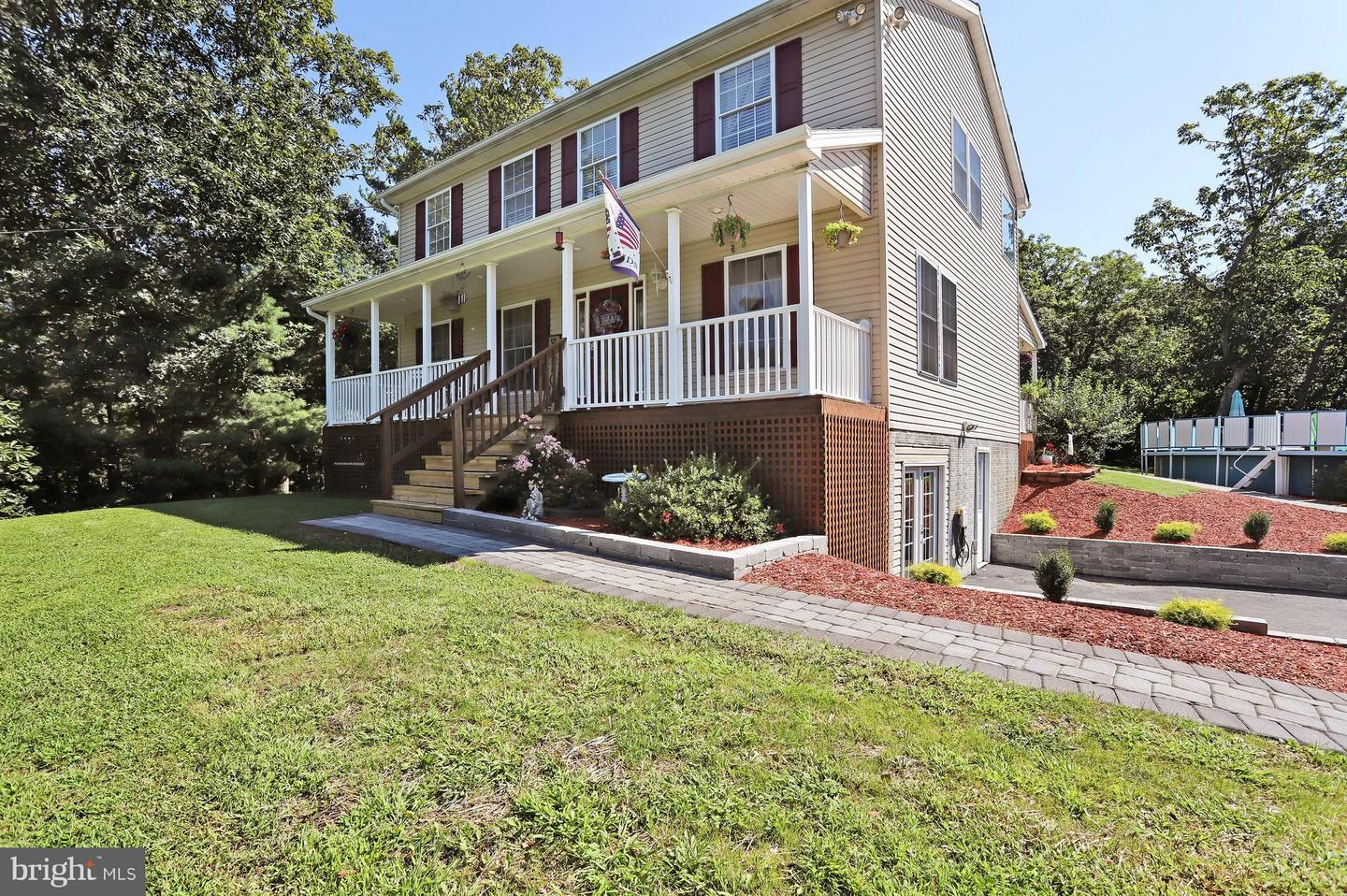 Single Family for Sale at 4162 Panhandle Rd Front Royal, Virginia 22630 United States