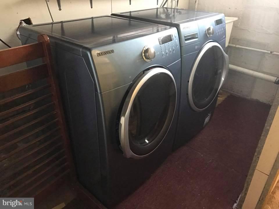 washer dryer - 6907 FENWAY, BALTIMORE