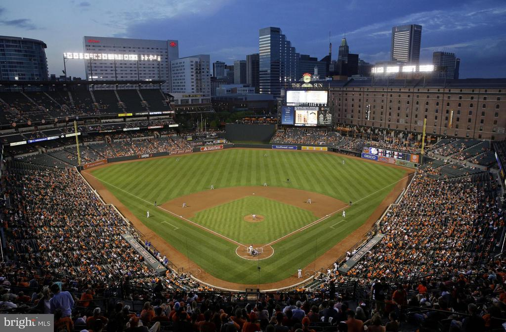 Camden Yards is nearby - 6907 FENWAY, BALTIMORE