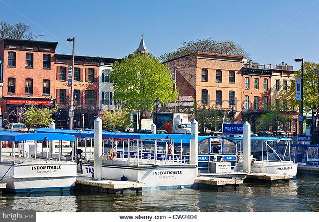 Fells Point is nearby - 6907 FENWAY, BALTIMORE