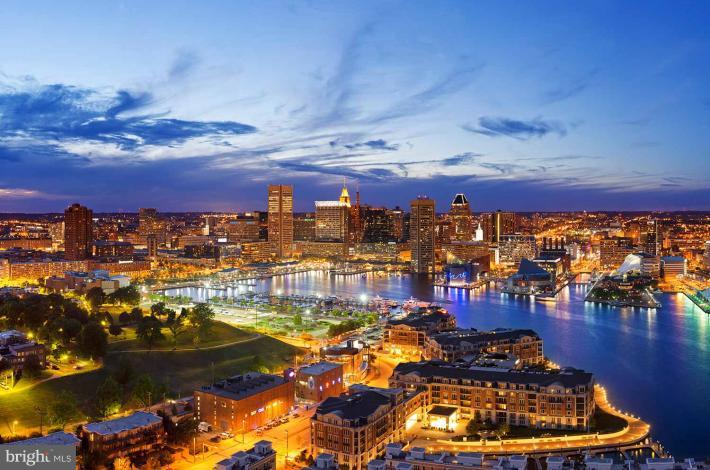 Inner Harbor is nearby - 6907 FENWAY, BALTIMORE