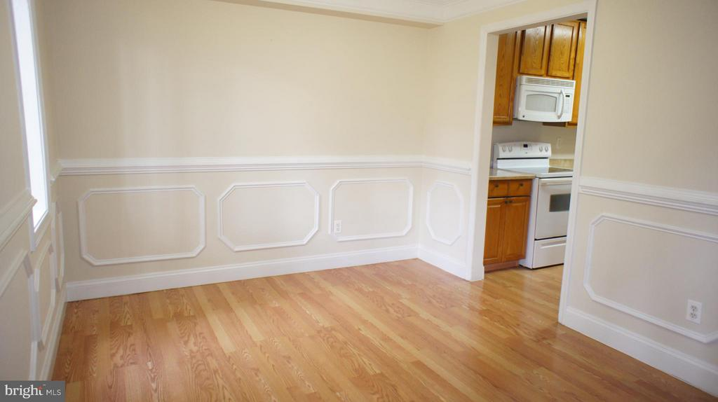 Dining Room - 507 FLORIDA AVE #T2, HERNDON