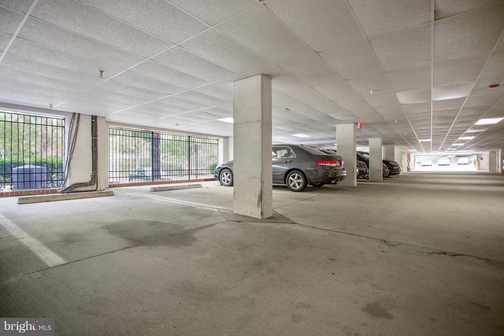 Garage Reserved Parking Space - 7000 FALLS REACH DR #412, FALLS CHURCH