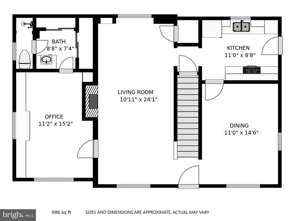 Interior (General) - 3638 VACATION LN, ARLINGTON