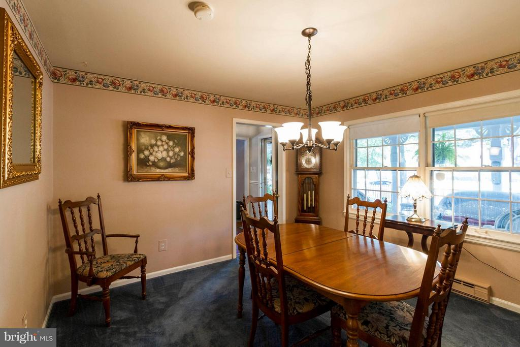 Dining Room - 1107 MAPLE AVE, STERLING