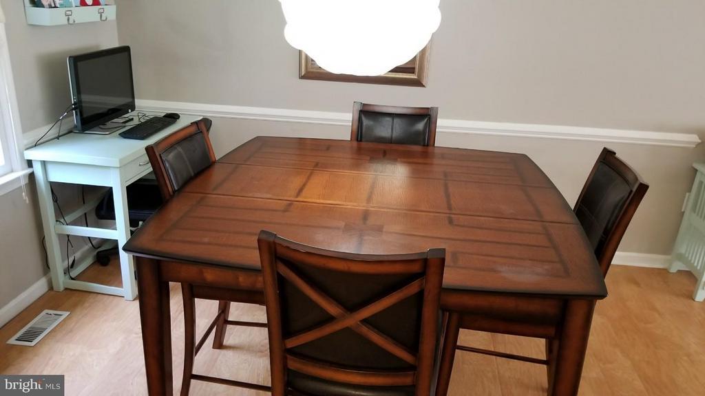 Dining Room - 12811 PLANTATION DR, SPOTSYLVANIA