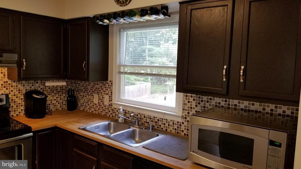 Kitchen - 12811 PLANTATION DR, SPOTSYLVANIA