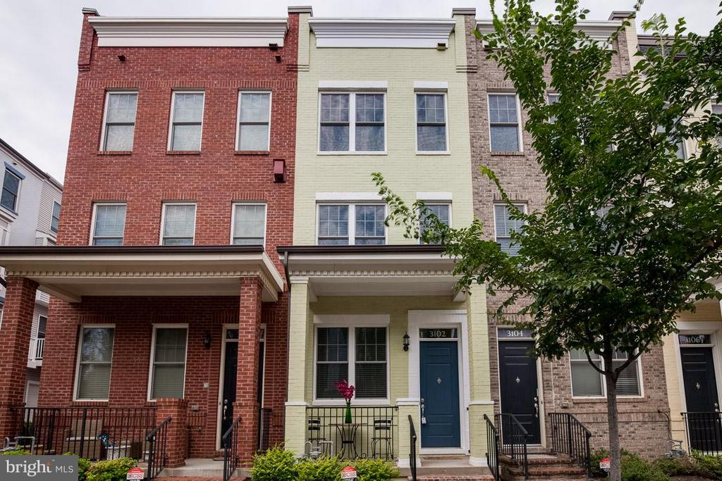 Front of home - 3102 CHANCELLORS WAY NE, WASHINGTON