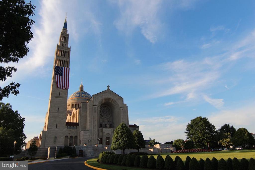 Basilica of the National Shrine - 3102 CHANCELLORS WAY NE, WASHINGTON