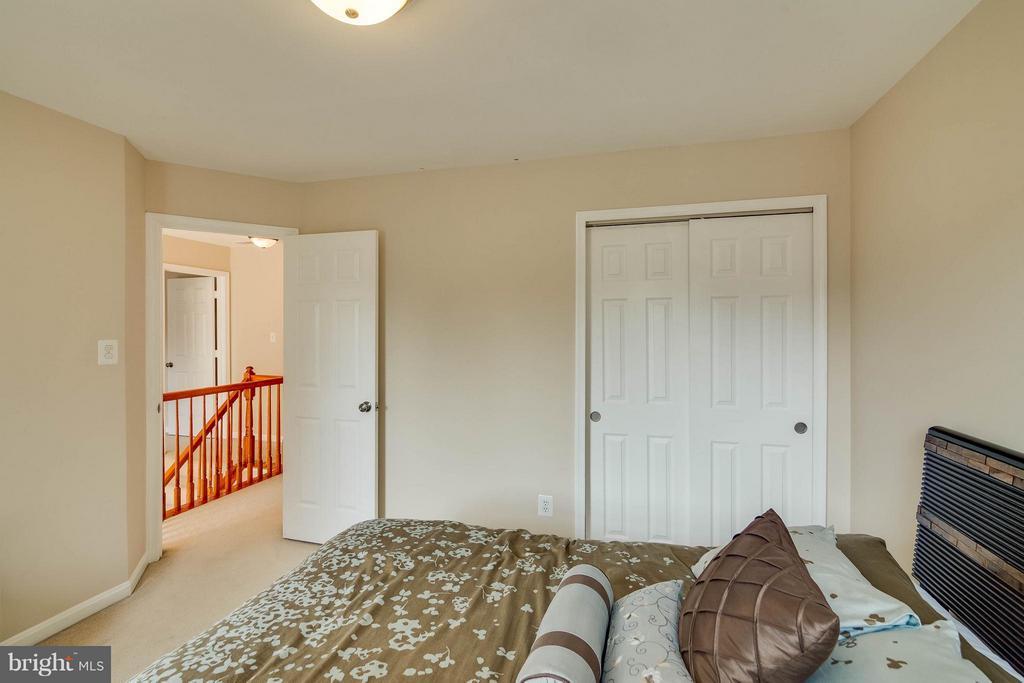 Bedroom - 1518 SUMMERSET PL, HERNDON