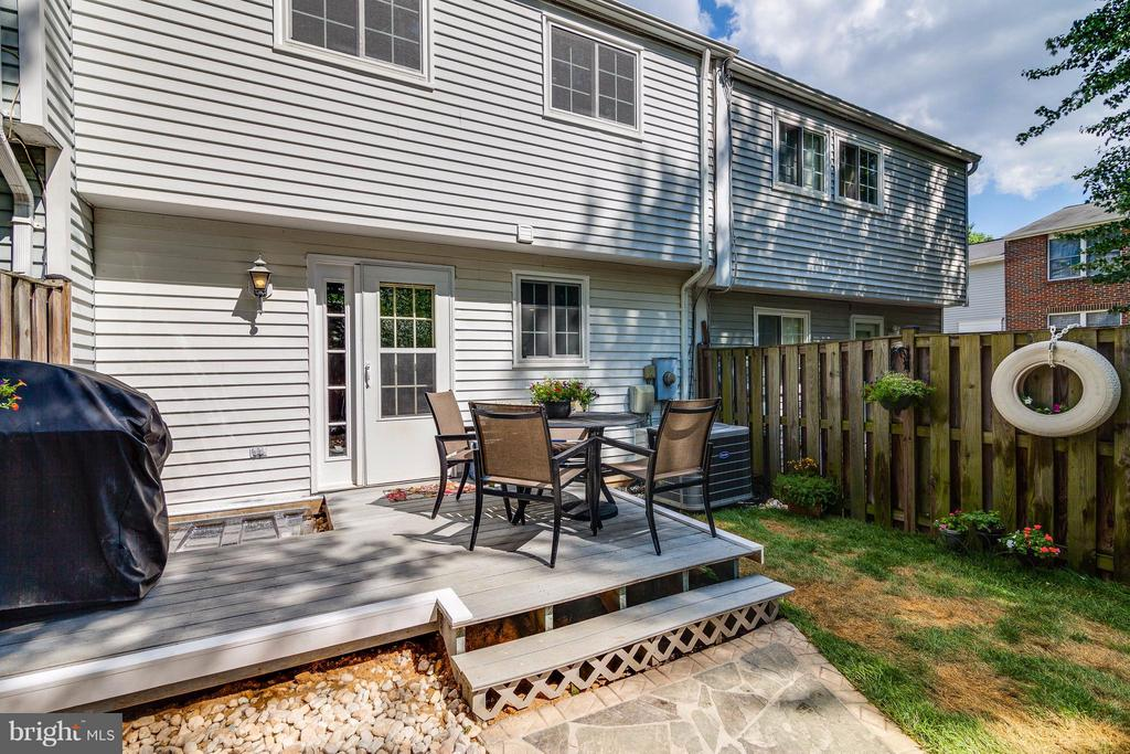 Perfect for entertaining/BBQ - 3248 WYNDALE CT, WOODBRIDGE