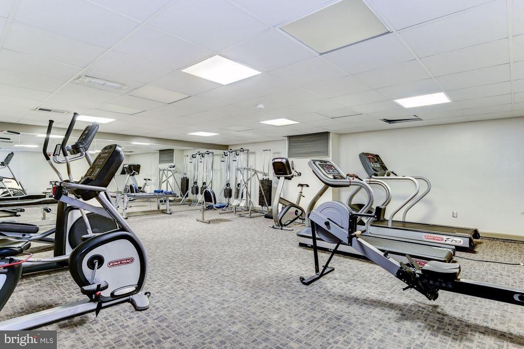 Fitness Center - 3101 MANCHESTER ST #516, FALLS CHURCH