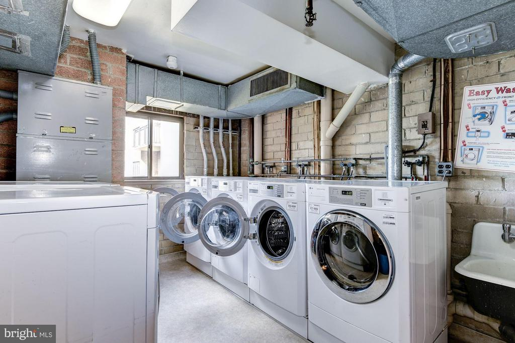 Laundry on the Same Floor - 3101 MANCHESTER ST #516, FALLS CHURCH