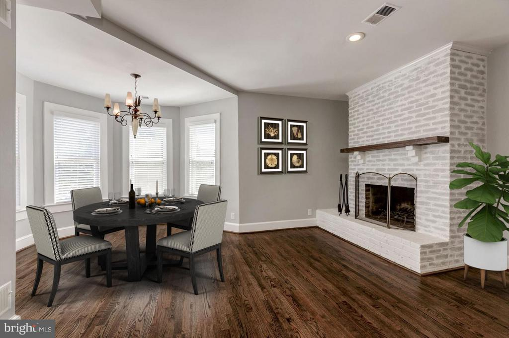 Living Room (3 of 5) - 421 E ST NE, WASHINGTON