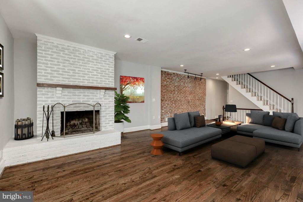 Living Room (5 of 5) - 421 E ST NE, WASHINGTON