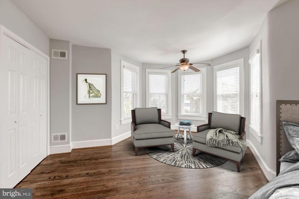 Master Bedroom (2 of 2) - 421 E ST NE, WASHINGTON