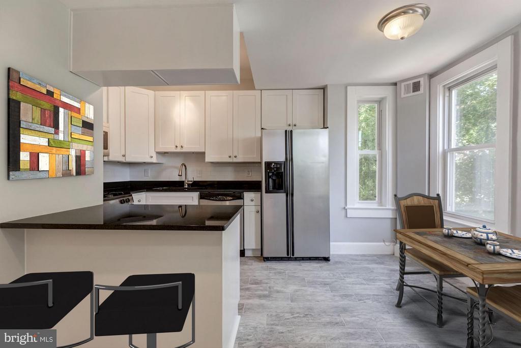 Kitchen (2 of 3) - 421 E ST NE, WASHINGTON