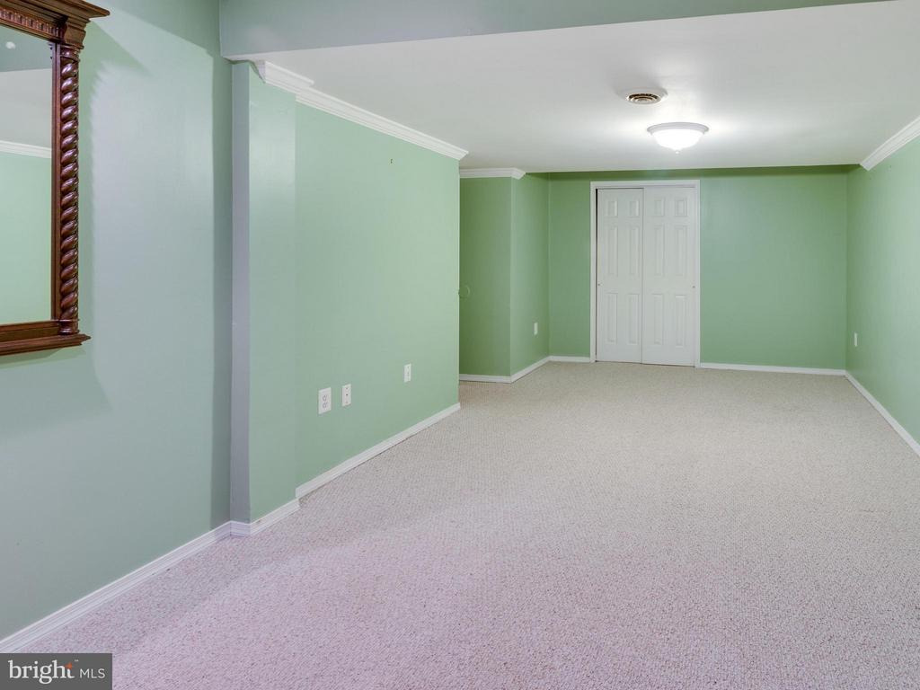 Game/exercise room - 11728 AMKIN DR, CLIFTON
