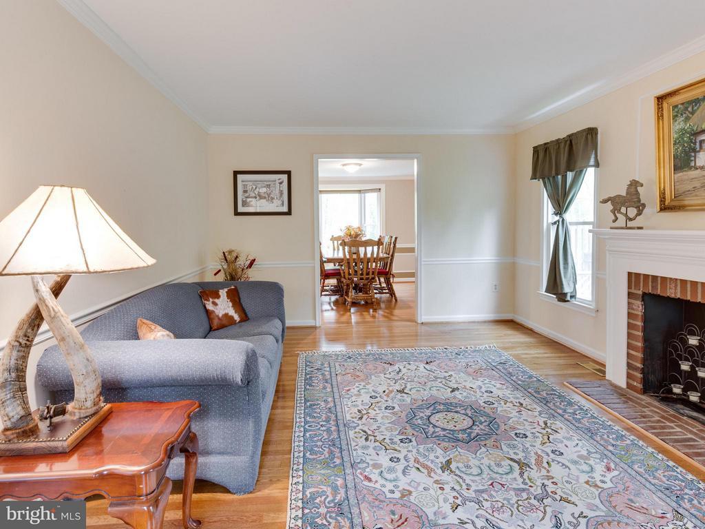 Living Room - 11728 AMKIN DR, CLIFTON