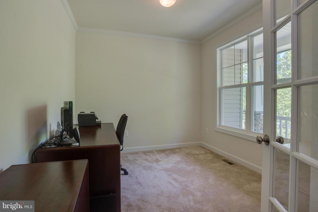 Den/Office/Study with French Doors - 20 WHISTLER WAY, STAFFORD