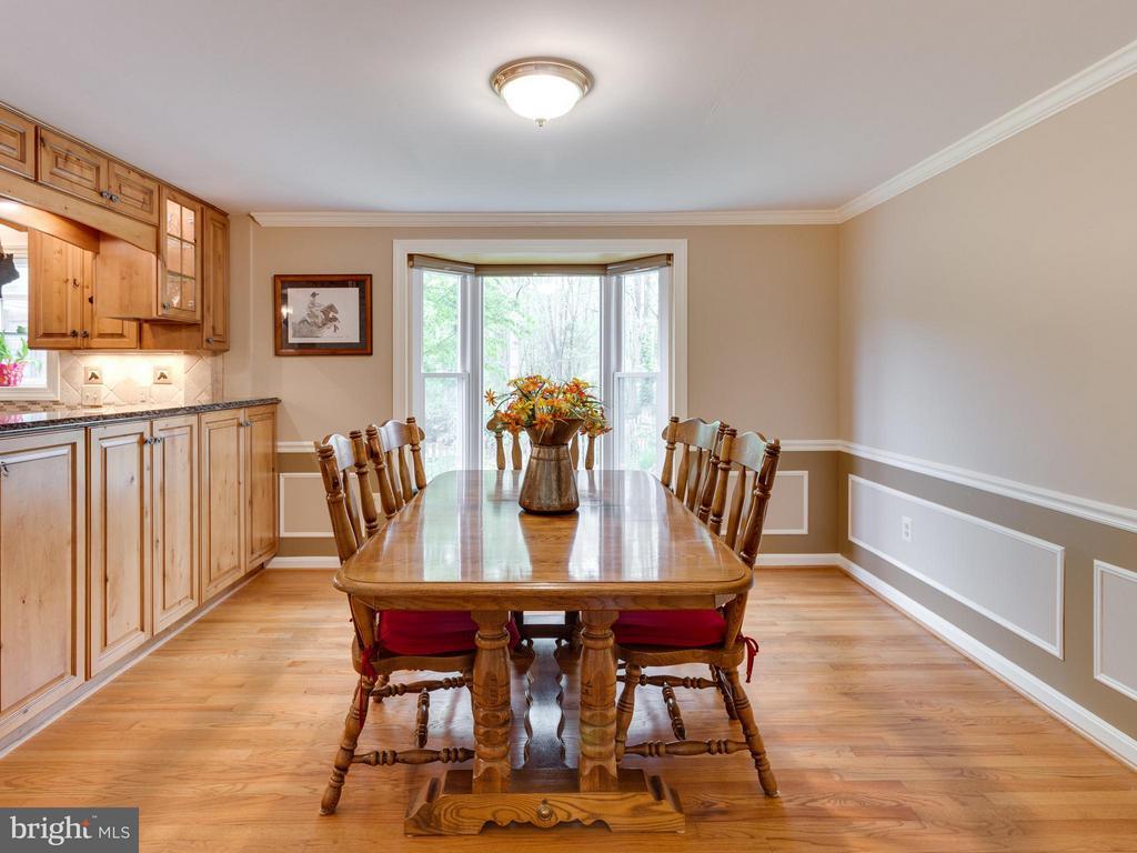 Dining Room - 11728 AMKIN DR, CLIFTON