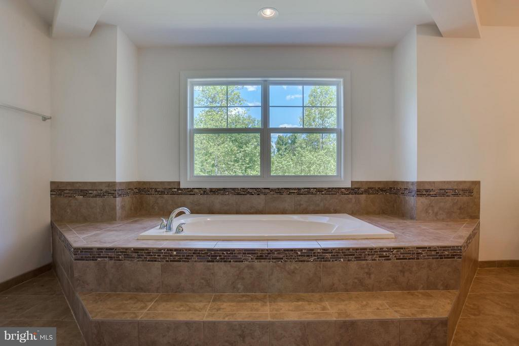 Huge Tub with Step Up for easy access - 20 WHISTLER WAY, STAFFORD