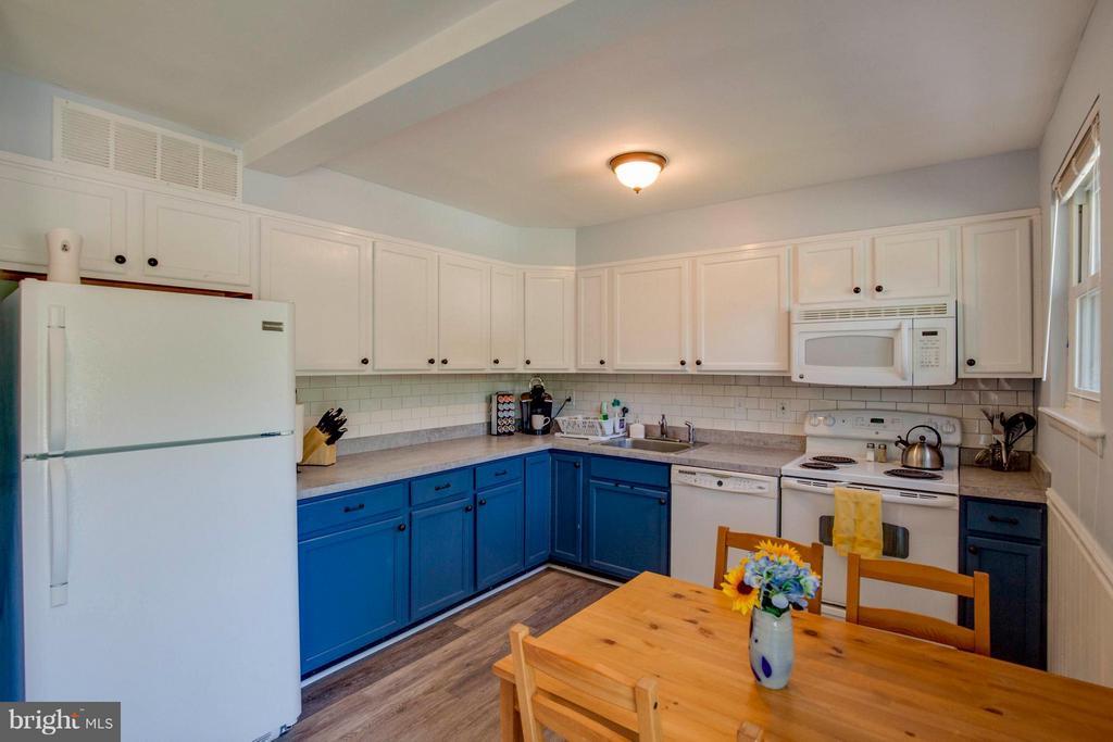 Kitchen - 15 PENDLETON CT S, FREDERICK