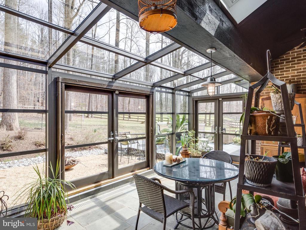 Garden Room - 7607 WILLOWBROOK RD, FAIRFAX STATION