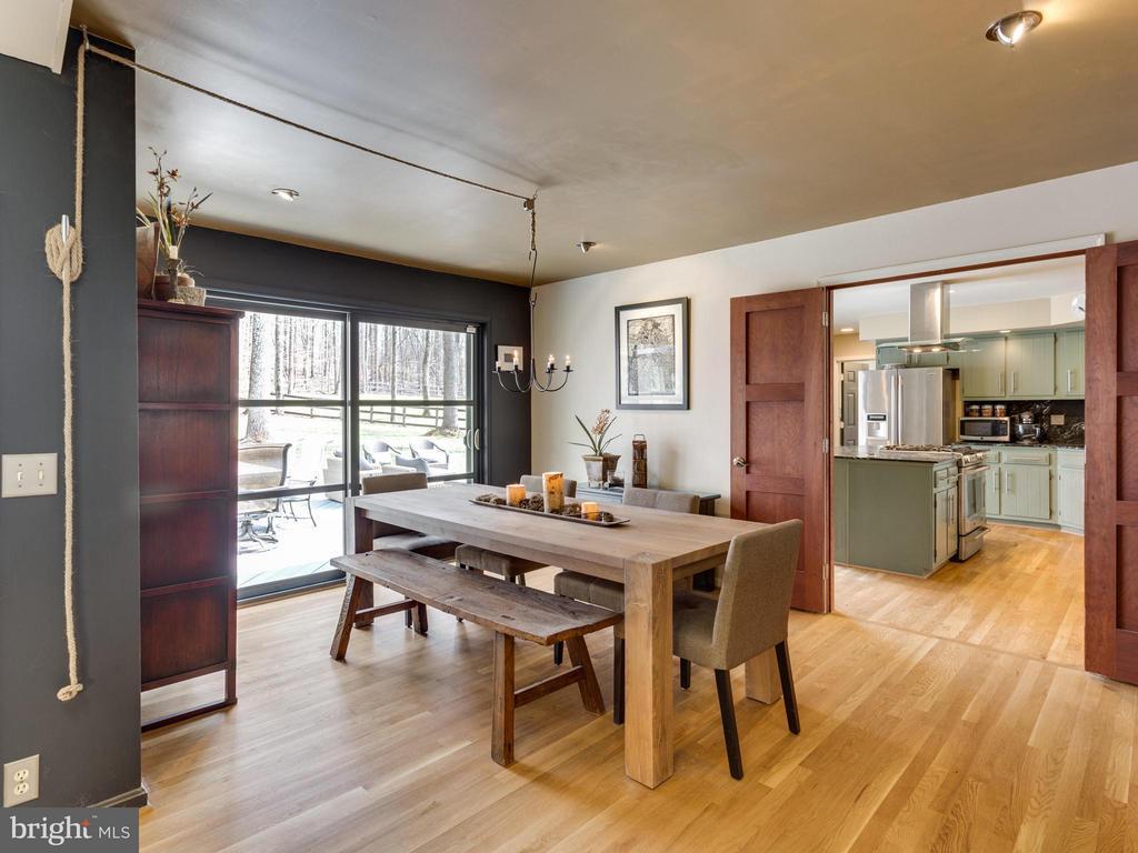 Dining Room - 7607 WILLOWBROOK RD, FAIRFAX STATION