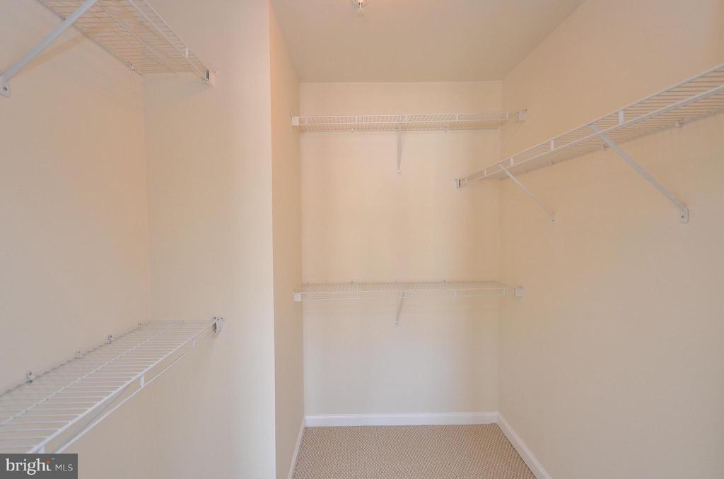 Bedroom (Master) walk in closet - 3502 ELLERY CIR, FALLS CHURCH