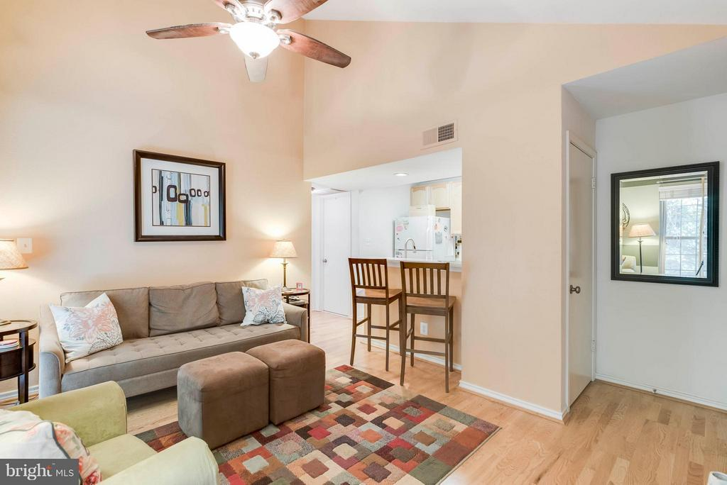 Great for entertaining! - 3912 PENDERVIEW DR #537, FAIRFAX