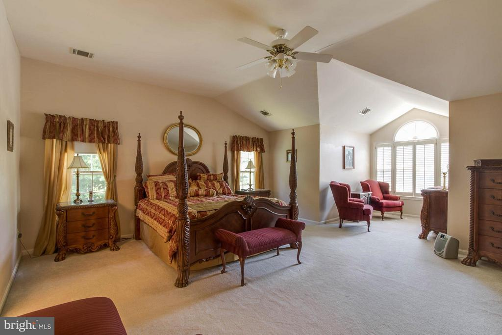 Owner's Suite with Cathedral Ceiling - 3894 DUTCH ELM CT, WOODBRIDGE
