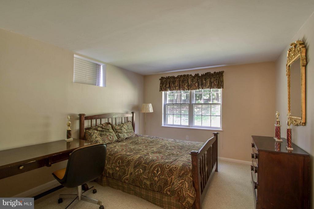 Basement Bedroom 4 - 3894 DUTCH ELM CT, WOODBRIDGE