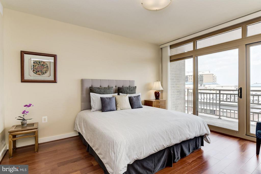 Master Bedroom - 888 QUINCY ST #1212, ARLINGTON