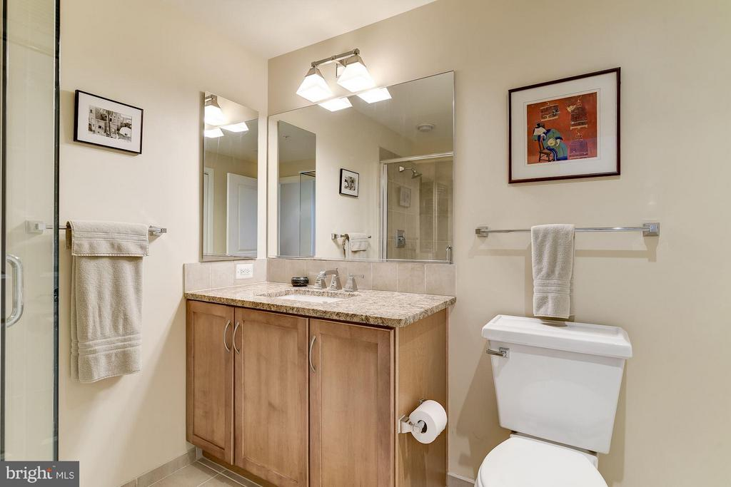 2nd Bathroom - 888 QUINCY ST #1212, ARLINGTON