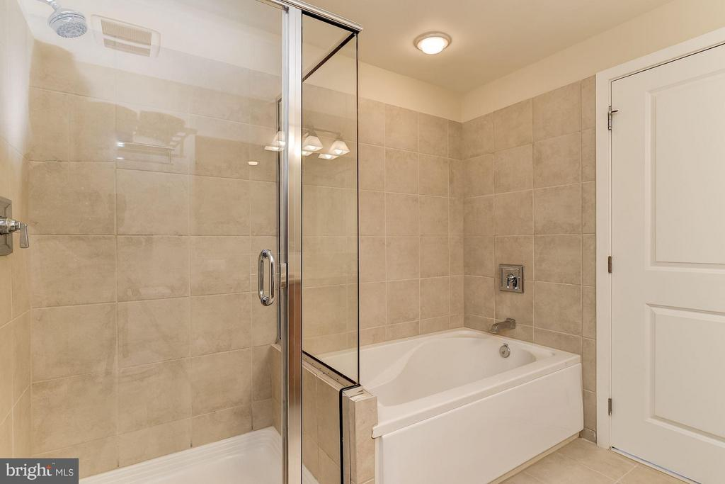 Glass Shower + Separate Tub - 888 QUINCY ST #1212, ARLINGTON